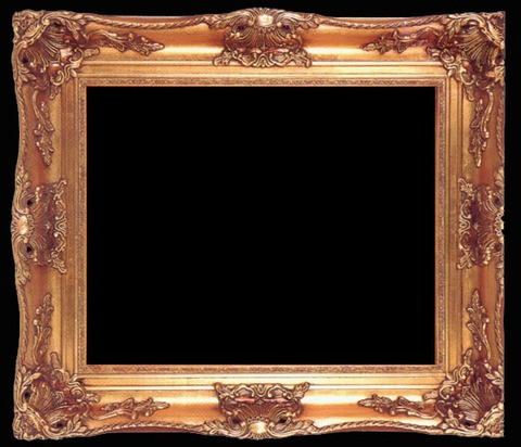 Wholesale Museum Quality Antique Gold Ornate Wood Picture Frames